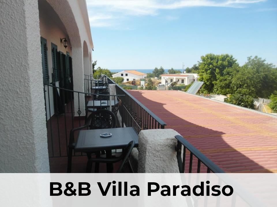 B&b Villa Paradiso Isole Tremiti