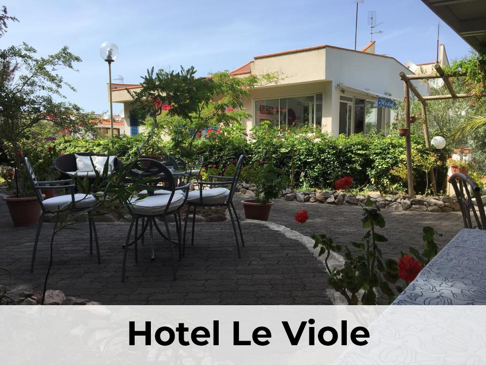 Hotel Le Viole Isole Tremiti