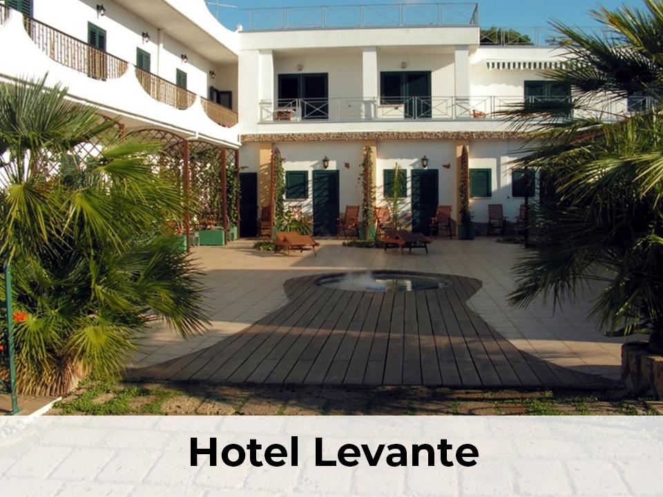Hotel Levante Isole Tremiti