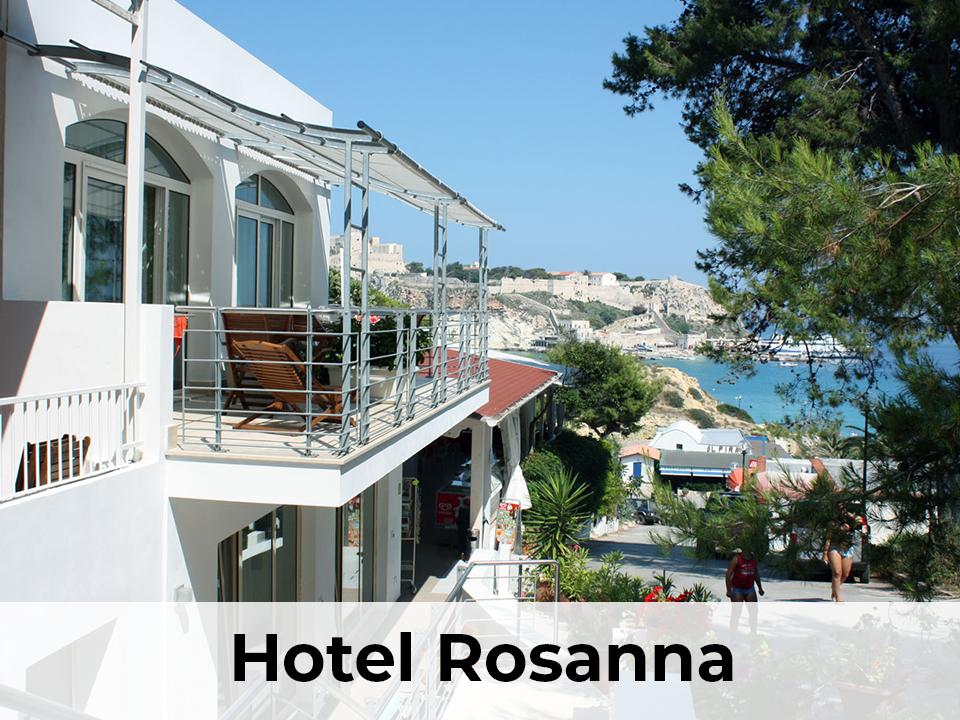 Hotel Rosanna Isole Tremiti
