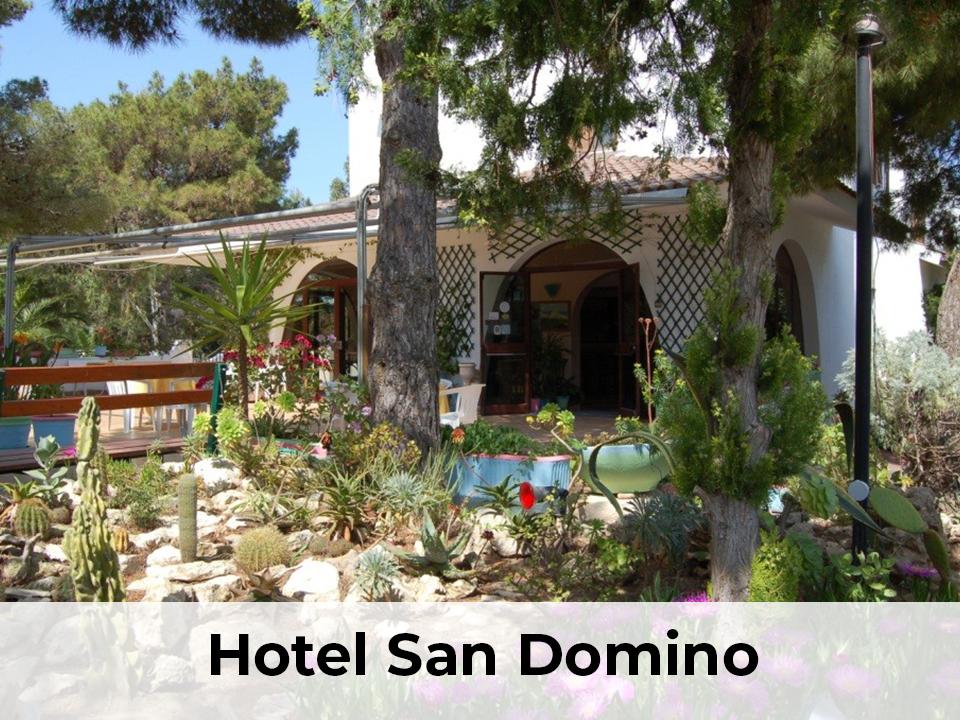 Hotel San Domino Isole Tremiti