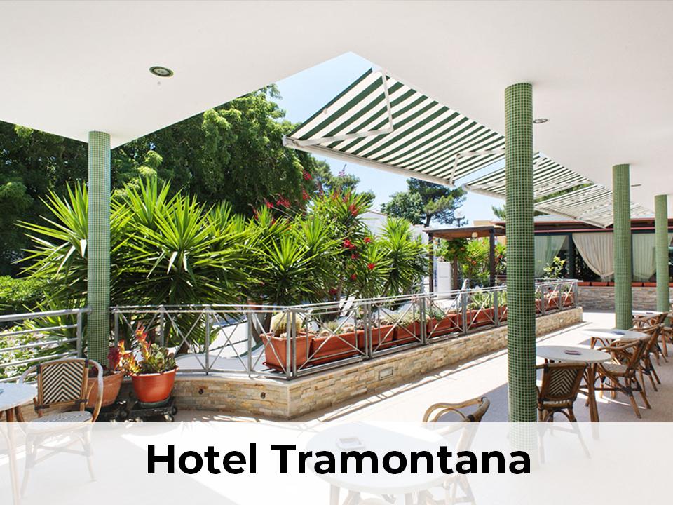 Hotel Tramontana Isole Tremiti