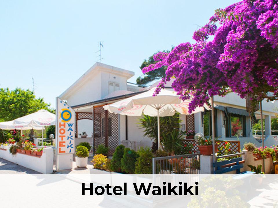 Hotel Waikiki Isole Tremiti