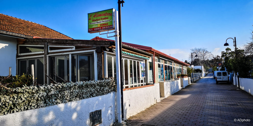 Market Isole Tremiti
